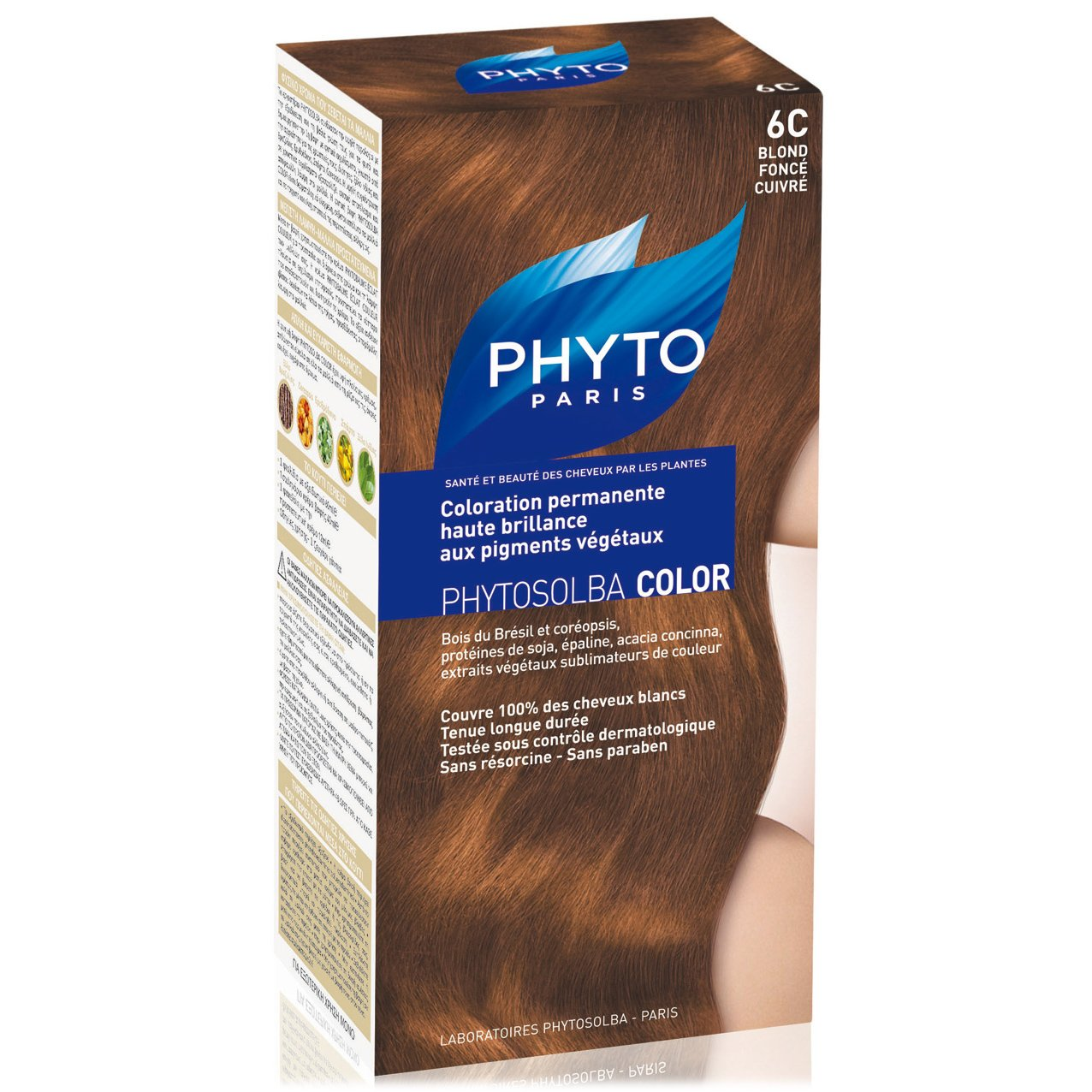 Phyto Phytosolba Hair Color  0991a684287
