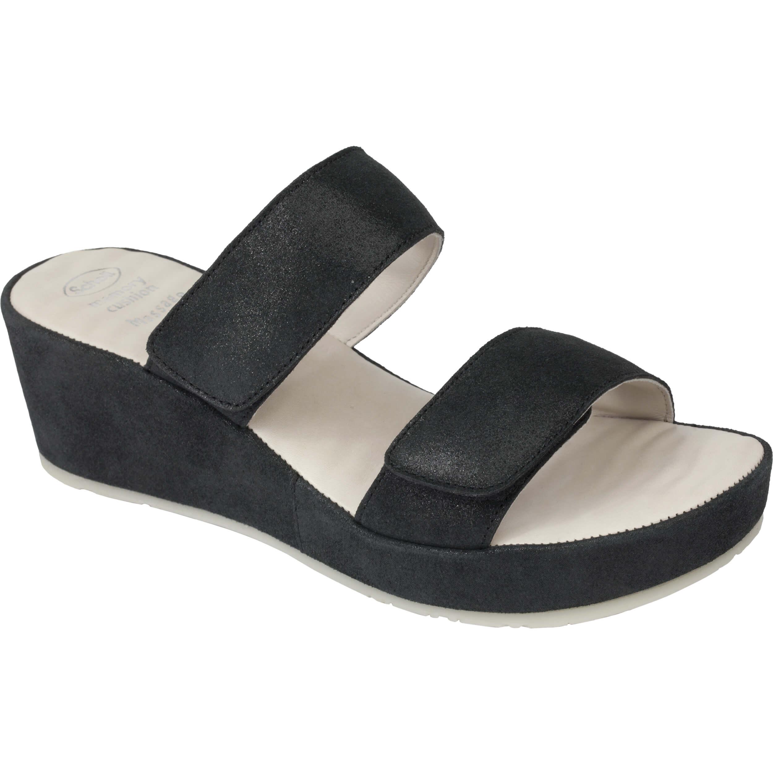 fdfb4171112 Dr Scholl Shoes Cora Μαύρο ΝΕΟ Γυναικεία Ανατομικά Παπούτσια ...