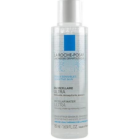 Με κάθε αγορά προϊόντος αντιγήρανσης La Roche Posay,δώρο Micellar Water Ultra για Πρόσωπο - Μάτια - Χείλη 15ml