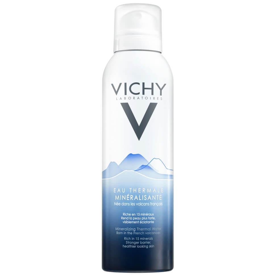 Με κάθε αγορά προϊόντων φροντίδας προσώπου άνω των 25€, Δώρο το Ιαματικό Μεταλλικό Νερό Vichy 50ml.